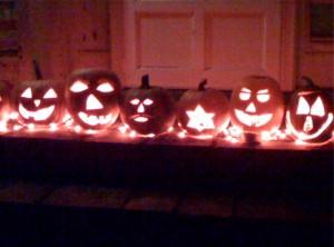 halloween pumkins photo